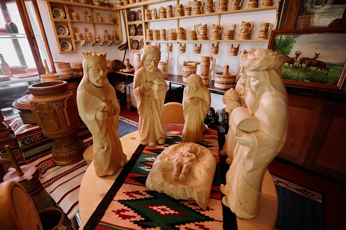 Экспедиция в Карпаты: в поисках народных промыслов-Фото 16