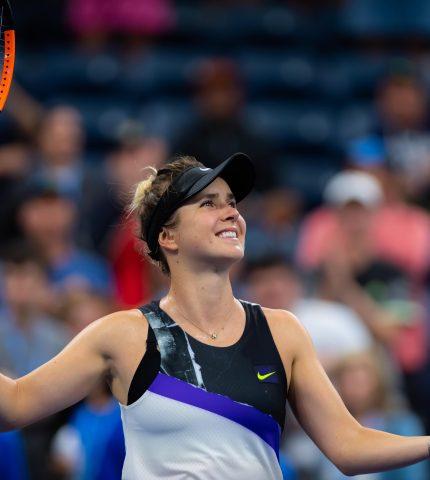 Фонд теннисистки Элины Свитолиной устраивает благотворительный гала-ужин-430x480