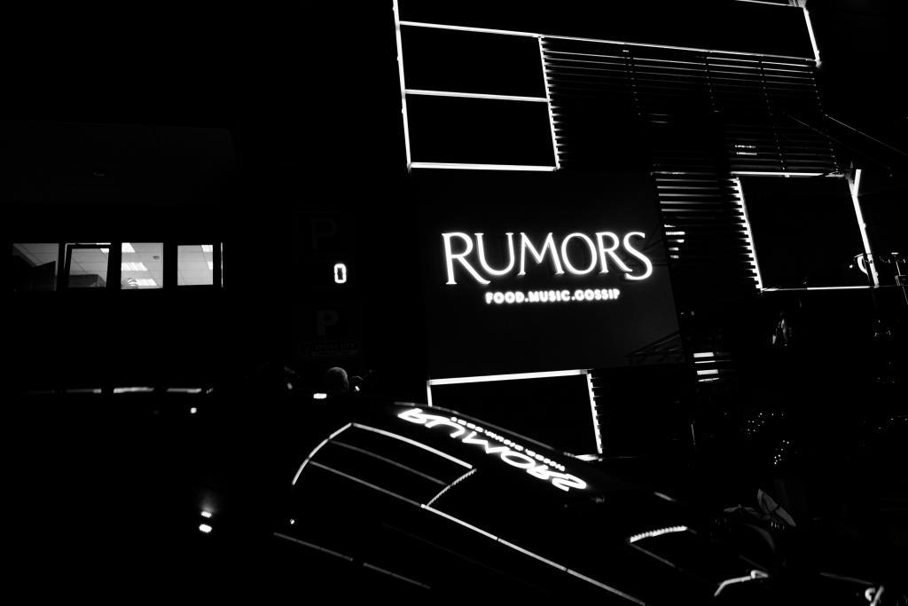 Как прошло открытие ресторана Rumors-Фото 1