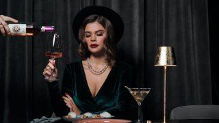 Новый год в стиле нуар в 11 Mirrors Rooftop Restaurant & Bar-320x180