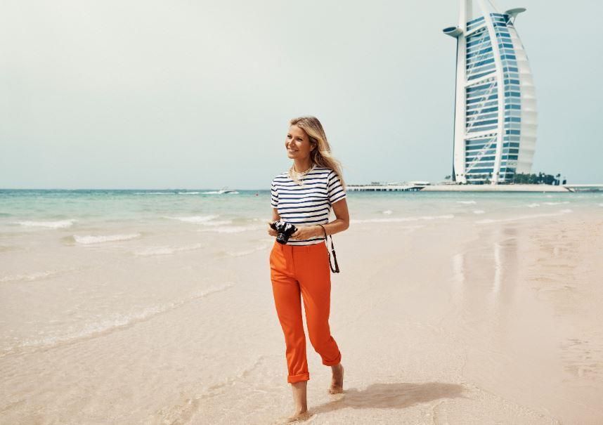 Гвинет Пэлтроу, Кейт Хадсон и Зои Салдана стали звездами фильма о Дубае «Полет истории»-Фото 2