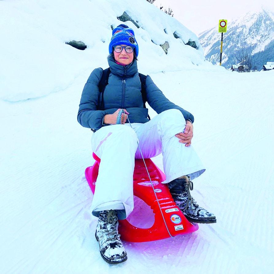Как я строила иглу в Альпах-Фото 1