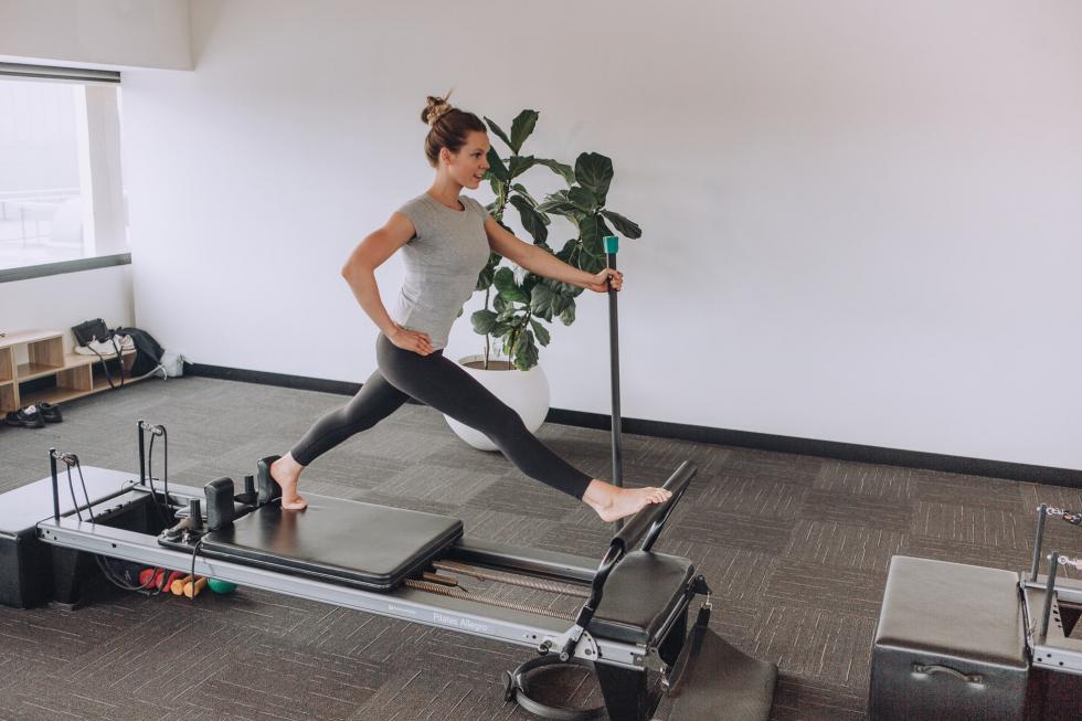 пилатес упражнения для похудения