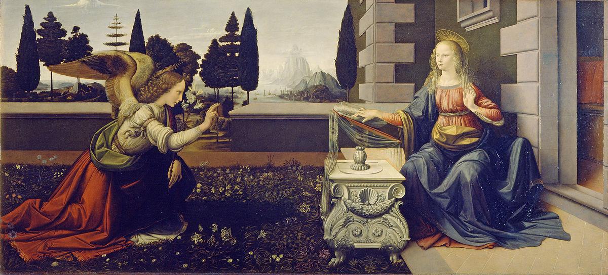 10 картин Леонардо да Винчи, которые нужно знать-Фото 1