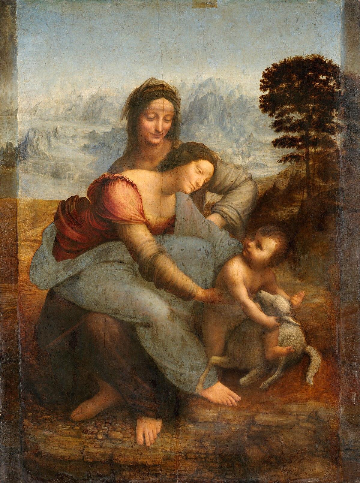 10 картин Леонардо да Винчи, которые нужно знать-Фото 9