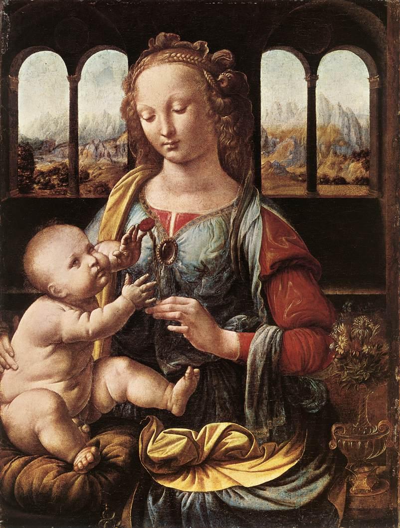 10 картин Леонардо да Винчи, которые нужно знать-Фото 2