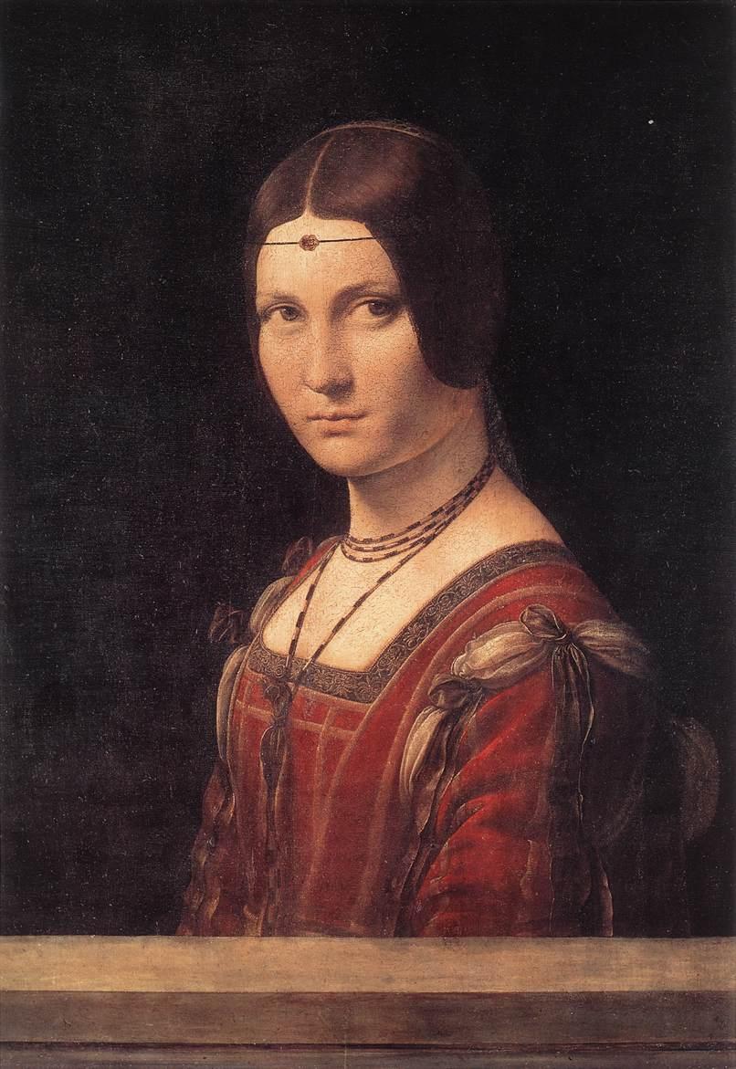 10 картин Леонардо да Винчи, которые нужно знать-Фото 5