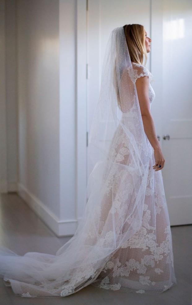 Лучшие звездные свадебные платья десятилетия-Фото 4