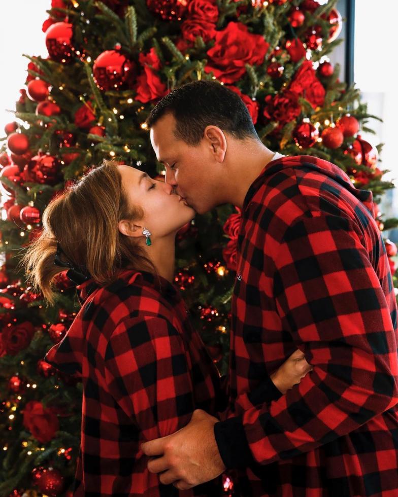 Как знаменитости отпраздновали Рождество-Фото 3