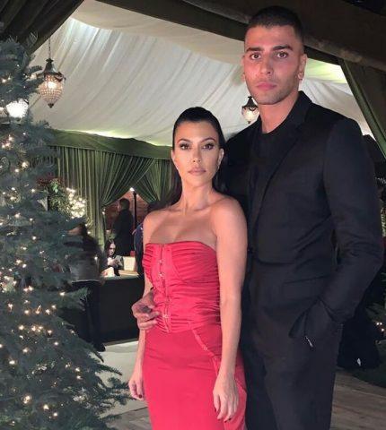 Кортни Кардашьян возобновила отношения с молодым бойфрендом-430x480