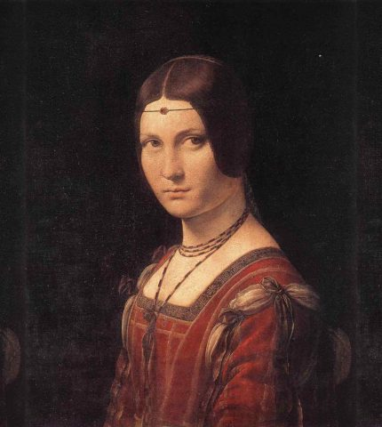 10 картин Леонардо да Винчи, которые нужно знать-430x480