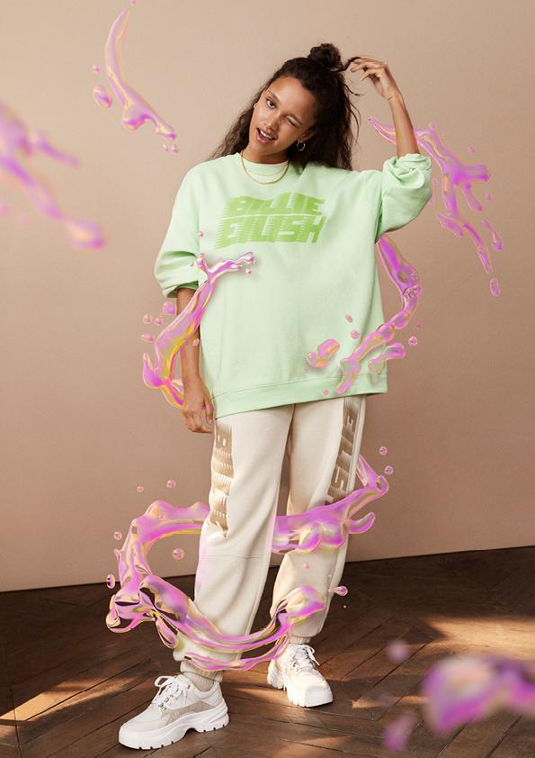 H&M посвятит коллекцию Билли Айлиш-Фото 2