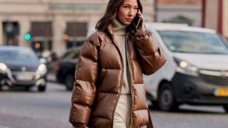 Зимние образы с трендовой верхней одеждой-320x180