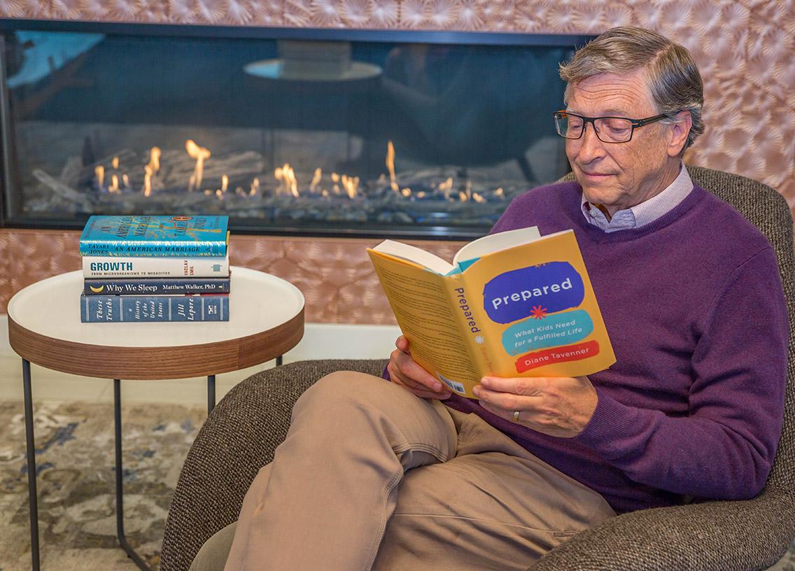 Книги для зимних каникул по рекомендации Билла Гейтса-Фото 1