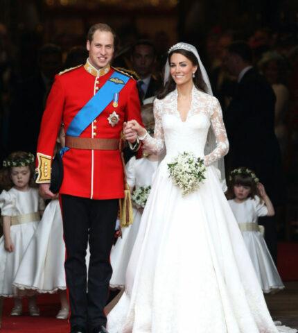 Лучшие звездные свадебные платья десятилетия-430x480
