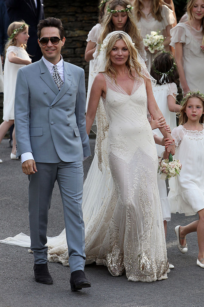 Лучшие звездные свадебные платья десятилетия-Фото 3