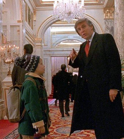 Самые яркие появления Дональда Трампа в кино-430x480