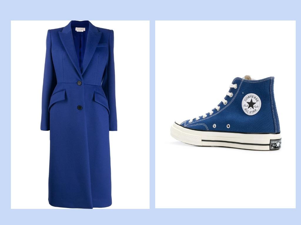 Как носить классический синий в 2020 году-Фото 1