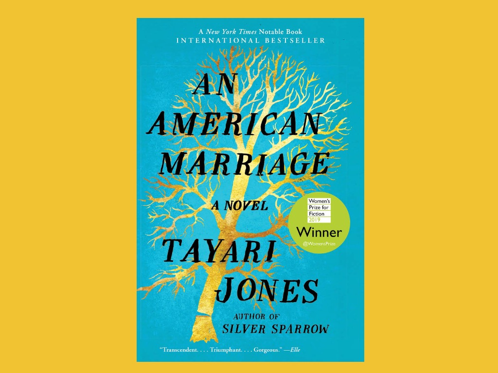 книга американский брак таяри джонс