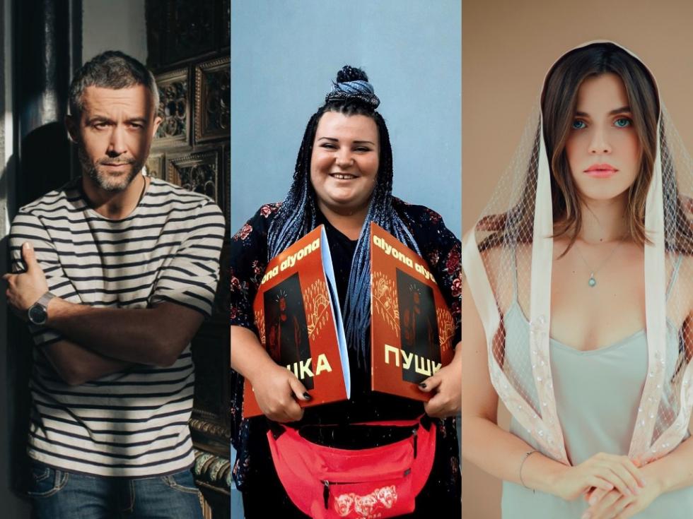 Украинские артисты про свою любовь и нелюбовь к Киеву