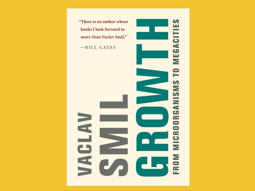 книга рост вацлав смил