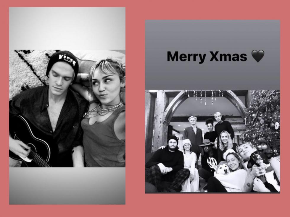 Как знаменитости отпраздновали Рождество-Фото 4