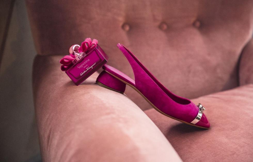 Salvatore Ferragamo представил новый аромат Signorina Ribelle-Фото 2