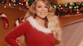 Мэрайя Кэри представила новую версию клипа на песню «All I Want for Christmas Is You»-320x180
