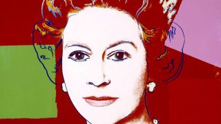 7 портретов Ее Величества королевы Елизаветы II-320x180