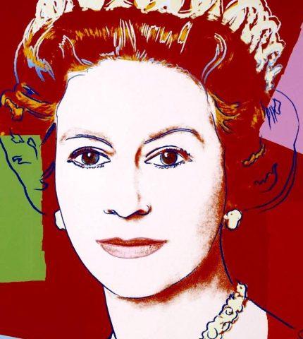 7 портретов Ее Величества королевы Елизаветы II-430x480