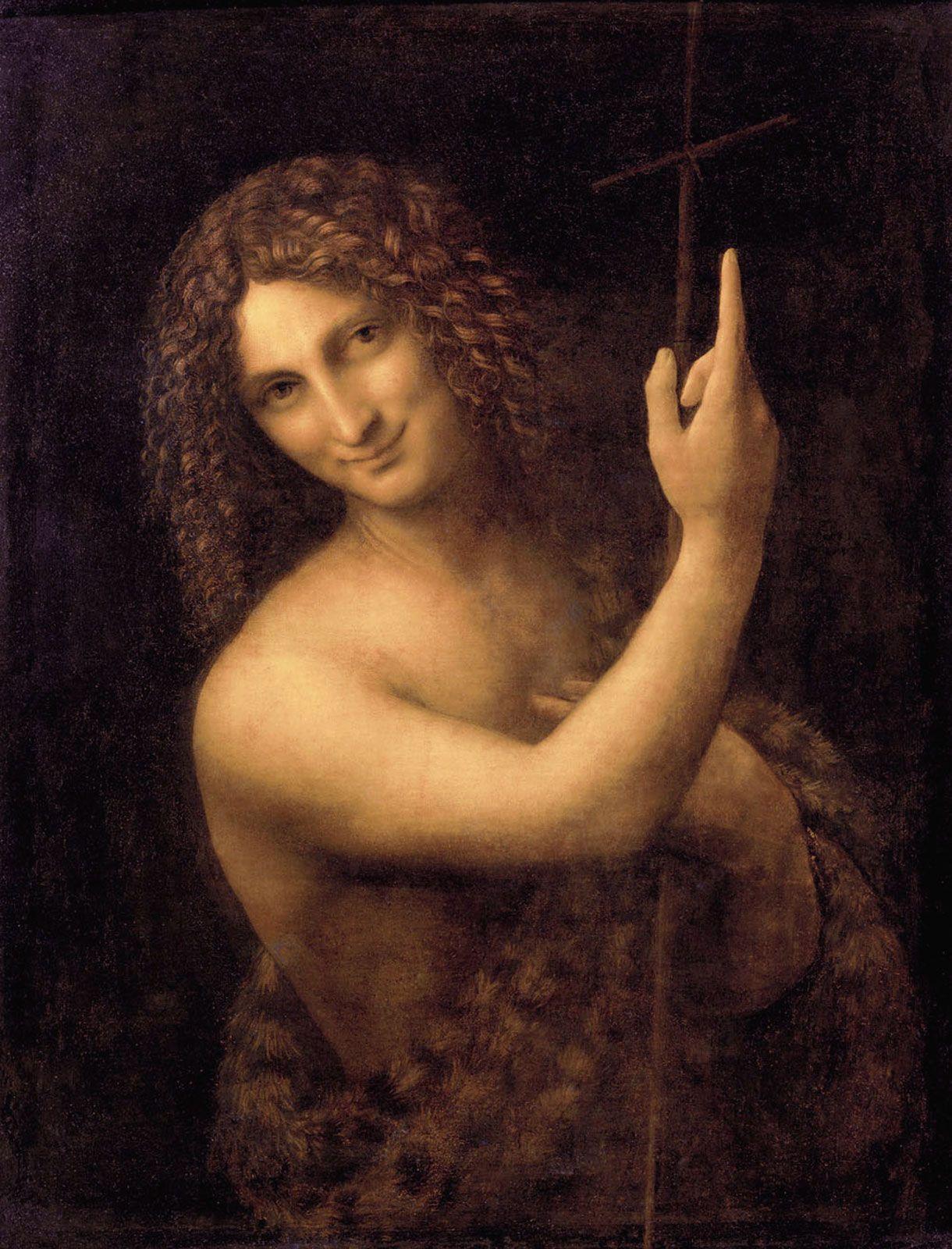 10 картин Леонардо да Винчи, которые нужно знать-Фото 8