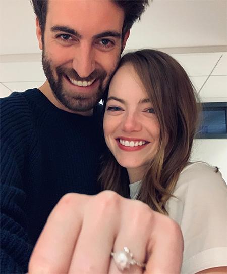 Эмма Стоун помолвлена с американским режиссером-Фото 1