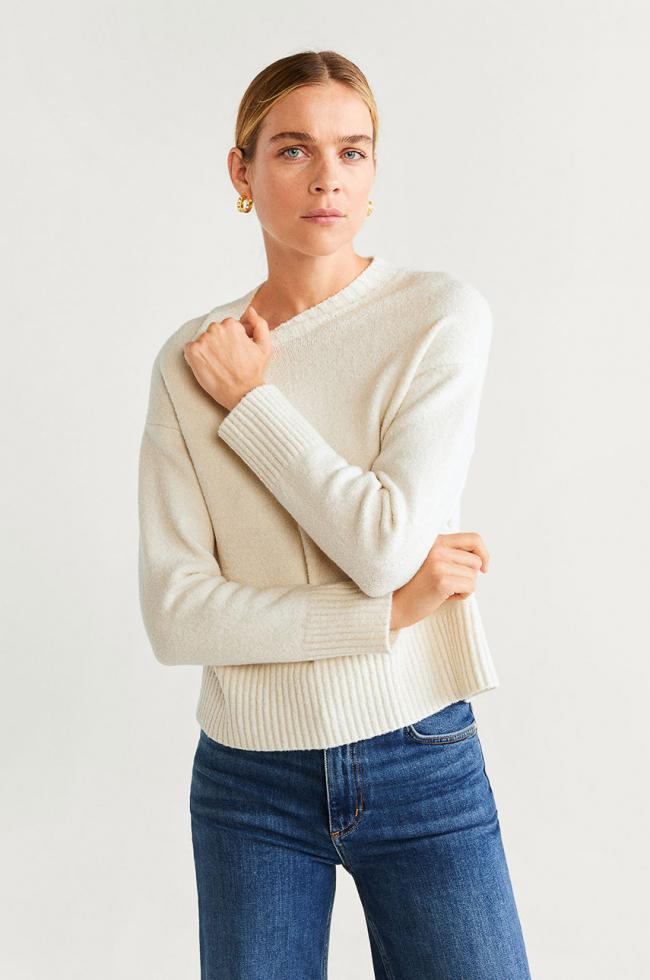 Как выбрать свитер и выглядеть в нем максимально женственно?-Фото 4