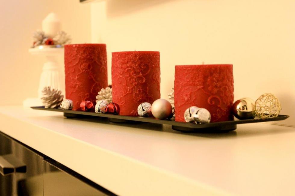 Праздничная атмосфера дома: как украсить квартиру к Новому году-Фото 4