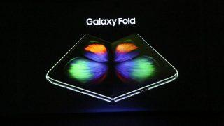 Samsung Electronics презентувала в Україні перший смарфтон з гнучким екраном  Galaxy Fold-320x180