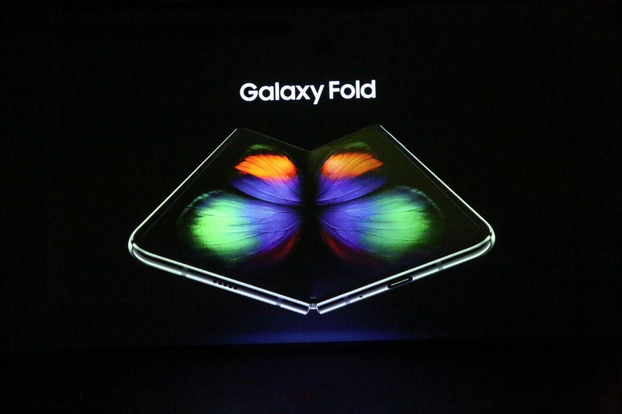 Samsung Electronics презентувала в Україні перший смарфтон з гнучким екраном  Galaxy Fold-Фото 1