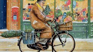 12 праздничных картин к Новому году и Рождеству-320x180