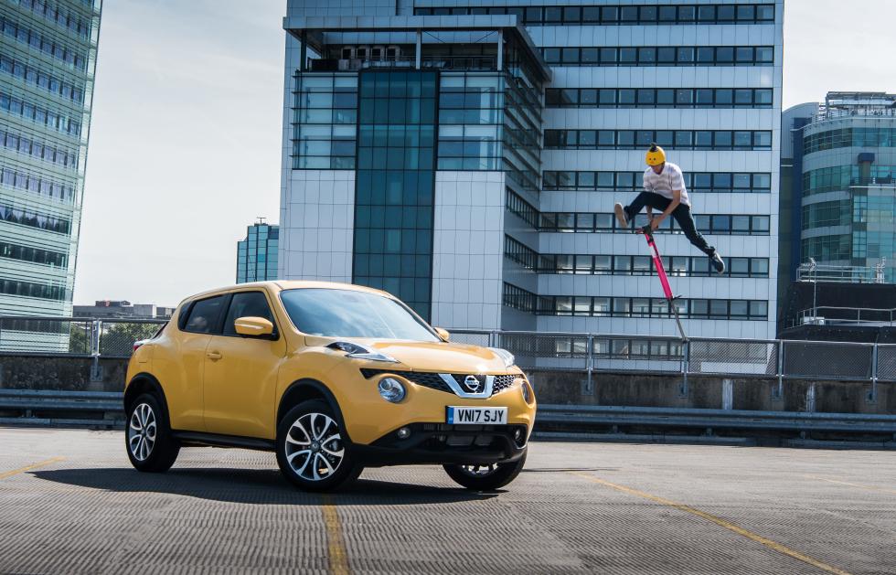 Тест-драйв Nissan Juke-Фото 4