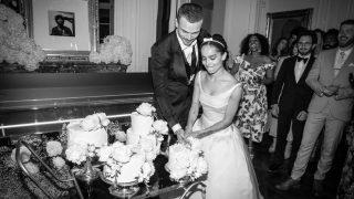 Зои Кравиц обнародовала снимки со своей тайной свадьбы-320x180