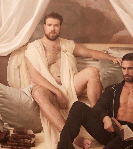 Dolce & Gabbana сняли бодипозитивную кампанию-430x480