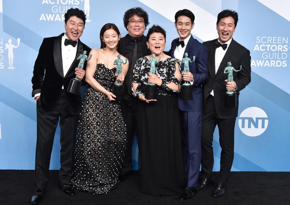 Как прошла премия SAG Awards 2020: победители и красная дорожка-Фото 2