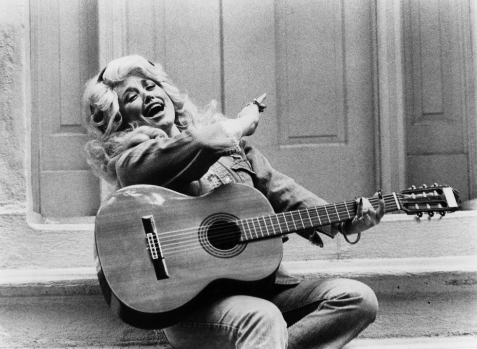 Долли Партон — один из живых поп-феноменов Америки-Фото 2
