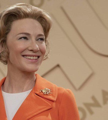 Вышел трейлер антифеминистического сериала «Миссис Америка» с Кейт Бланшетт-430x480