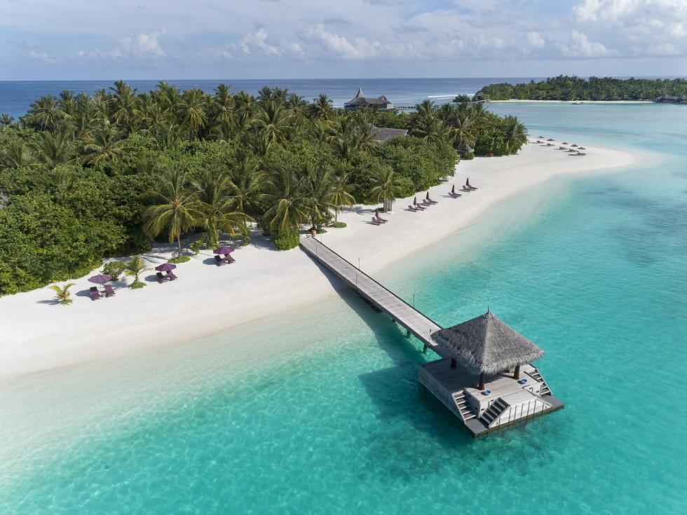 Почему Naladhu Private Island считают лучшим отелем в Индийском океане-Фото 2