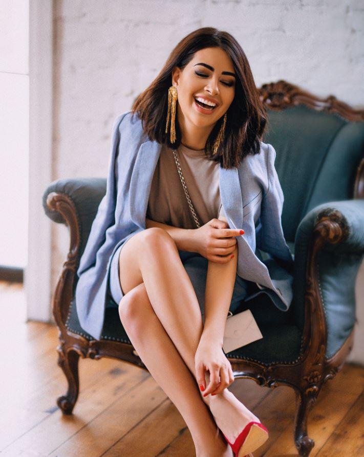 Рамина Эсхакзай: «Да, я обычная девочка. Да, я могу нецензурно выражаться»-Фото 1