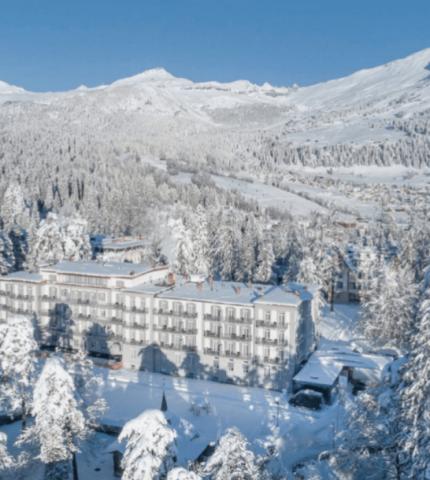 Зимняя сказка: незабываемые каникулы в альпийском отеле Waldhaus Flims-430x480