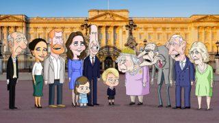 HBO снимет сатирический сериал о британской королевской семье