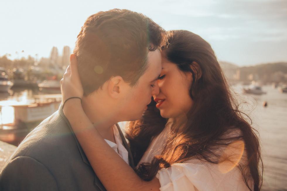 30 малоизвестных фактов о поцелуе-Фото 2
