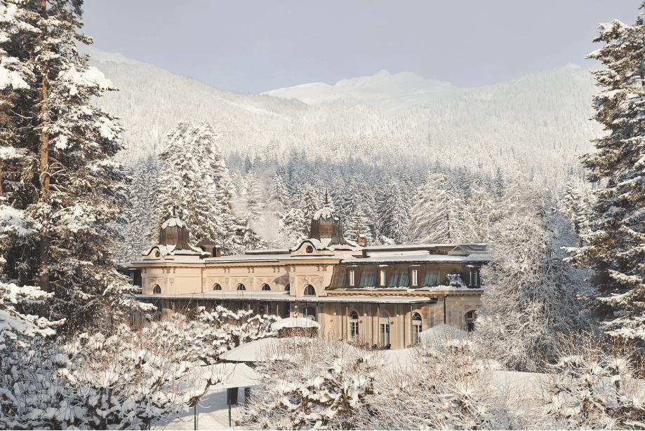 Зимняя сказка: незабываемые каникулы в альпийском отеле Waldhaus Flims-Фото 2