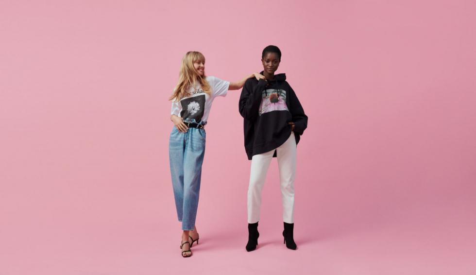 H&M и Хелена Кристенсен объявили о запуске совместной капсульной коллекции-Фото 2